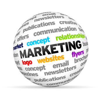 Who is doing your marketing?
