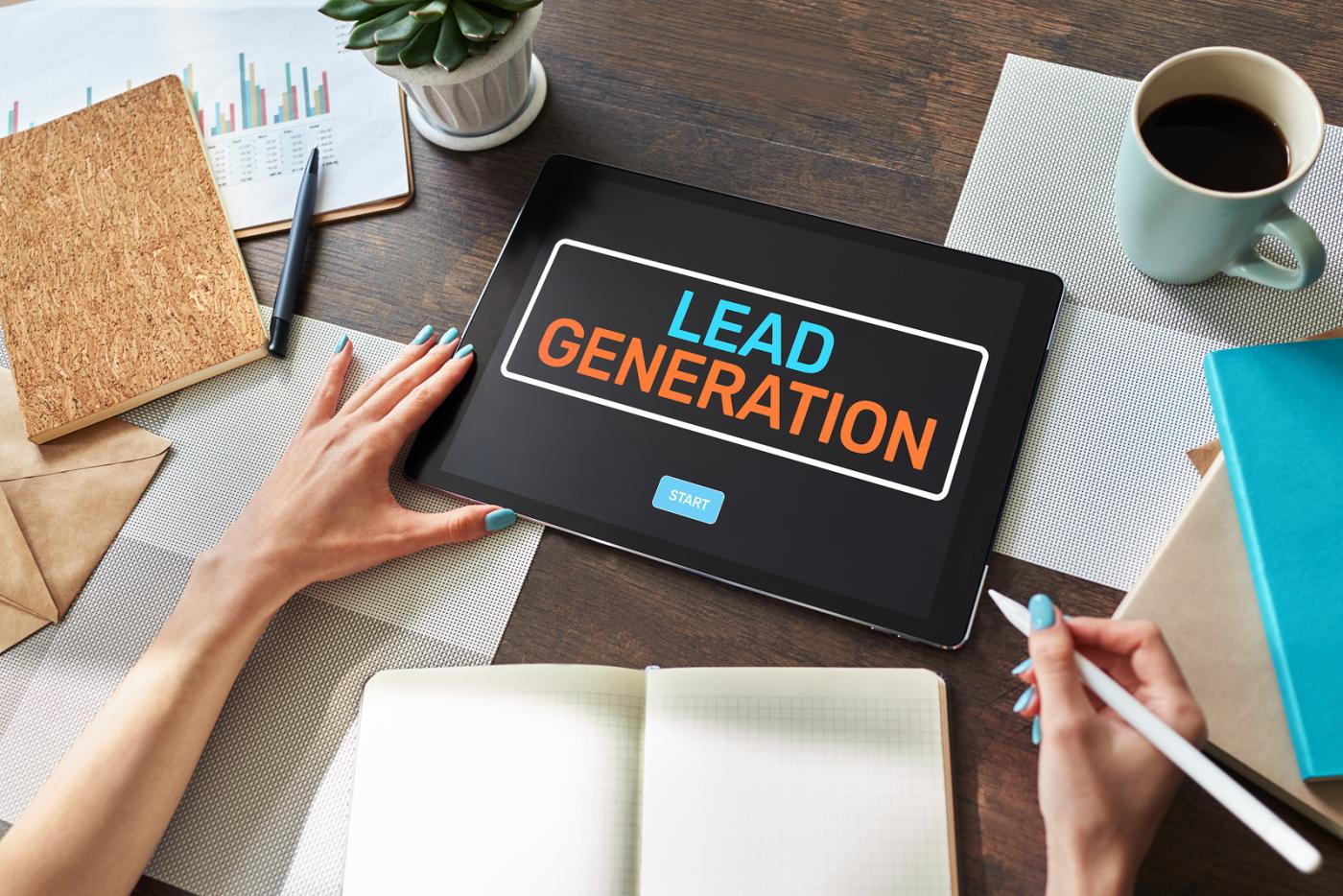 Lead Management - Contact Centre - Lead Generation