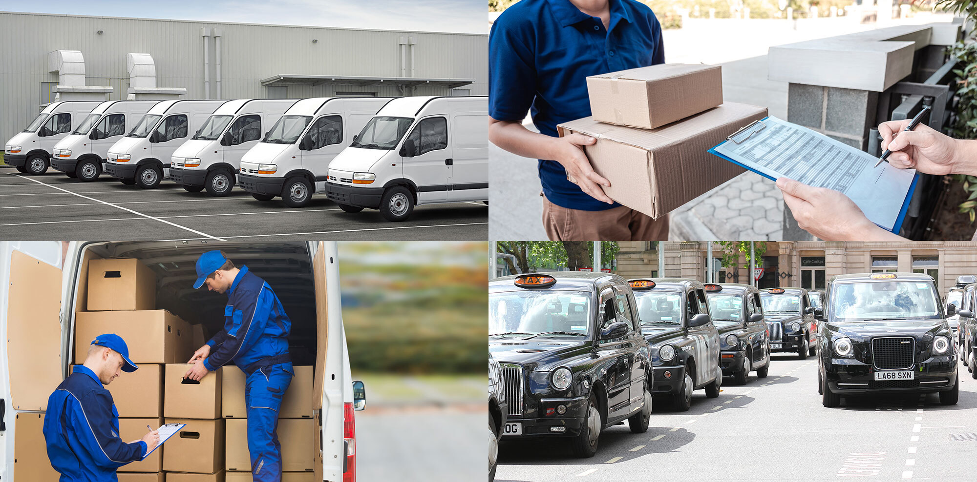 Are you seeing an increase in courier insurance enquiries?