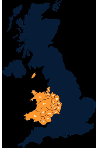 Bill Broom Map