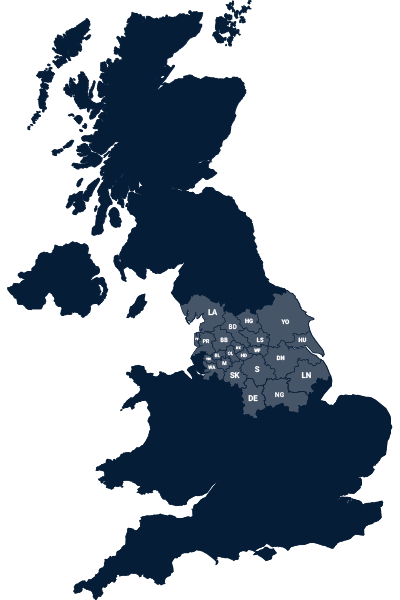 Dean Mardy Map